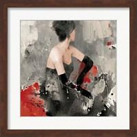 Beautiful Gaze I Neutral Fine Art Print