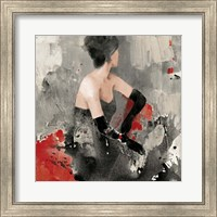 Beautiful Gaze I Neutral Fine Art Print