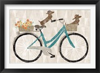 Doxie Ride Fine Art Print
