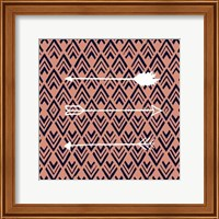 Deco Arrow II Fine Art Print