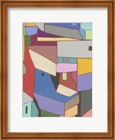 Rooftops in Color X Fine Art Print