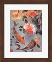 Two Koi Fine Art Print