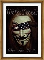 We the People Fine Art Print