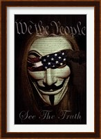 We the People Fine Art Print