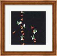 Russian Letters Fine Art Print
