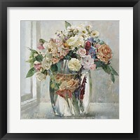 Still Life With a Drown Rose Fine Art Print