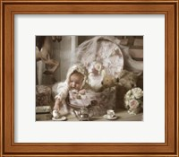 Victorian Baby Fine Art Print