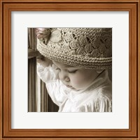 Waiting for Daddy Fine Art Print