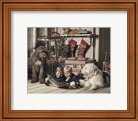 Christmas Togetherness Fine Art Print