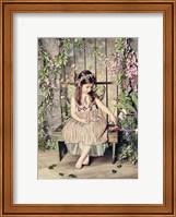 Garden Fairy Fine Art Print