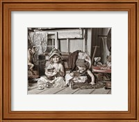 Grandma's Attic 2 Fine Art Print