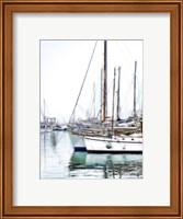 Trip Boats Fine Art Print