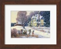 Season Of Joy Fine Art Print