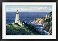 North Head Lighthouse Fine Art Print