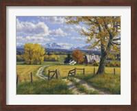 Autumn Palette Fine Art Print