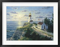 Cape Disappointment Lighthouse Fine Art Print