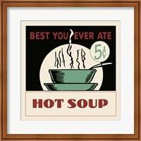 Hot Soup Fine Art Print