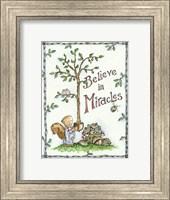 Believe In Miracles Fine Art Print