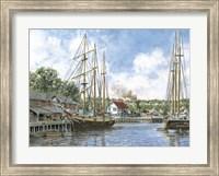 The Marshall Toothpick Factory Fine Art Print