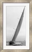 Sailboat Racing, 1934 (Detail) Fine Art Print