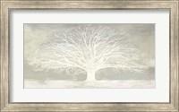 White Tree Fine Art Print