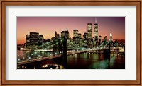 Brooklyn Bridge, NYC Fine Art Print