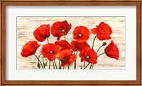 French Poppies Fine Art Print