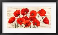 French Poppies Fine Art Print