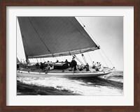 Yankee Cruising on East Coast, 1936 Fine Art Print
