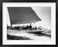 Yankee Cruising on East Coast, 1936 Fine Art Print