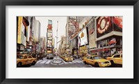 Times Square Perspective Fine Art Print