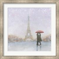 Eiffel Romance Fine Art Print