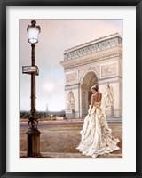 Romance in Paris II Fine Art Print