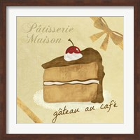 Gateau au Cafe Fine Art Print