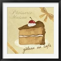 Gateau au Cafe Fine Art Print