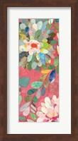 Red and Pink Dahlia V Fine Art Print