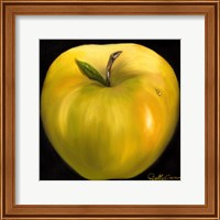 Yellow Apple Fine Art Print