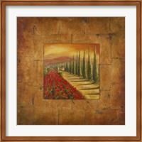 Bella Toscana I Fine Art Print