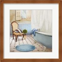 Sundance Bath I Fine Art Print