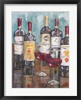 Wine Tasting II Fine Art Print