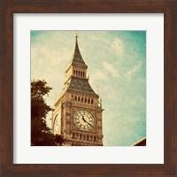 London Sights I Fine Art Print