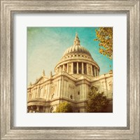 London Sights III Fine Art Print