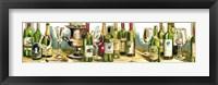 Wine & Champagne Panel Fine Art Print