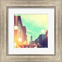 City Stroll I Fine Art Print