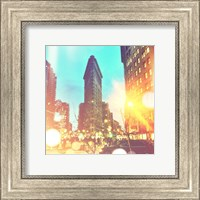 City Stroll II Fine Art Print