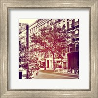 Downtown Fine Art Print