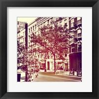 Downtown Fine Art Print
