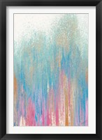 Bright Woods Vertical Fine Art Print