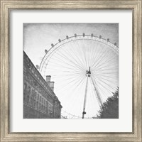 London Sights II Fine Art Print