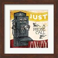 Just A Phone Fine Art Print